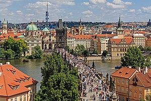 Statutory city (Czech Republic) - Prague, Capital of the Czech Republic
