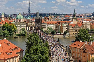 Statutory city (Czech Republic) - Prague, Capital of the Czech Republic