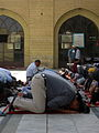 Prayers of Noon - Grand Mosque of Nishapur -September 27 2013 39.JPG