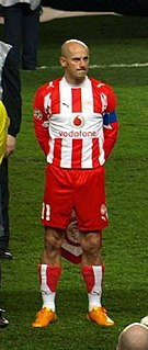 Predrag Đorđević Serbian footballer