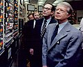 President Carter in the TMI-2 Control Room (cropped).jpg