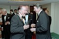 President Ronald Reagan and Bob Hope laughing with George Shultz.jpg