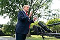 President Trump Departs for West Virginia (48372936401).jpg