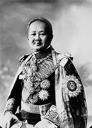 Devawongse Varopakarn - Image: Prince Devan Uthayavongse