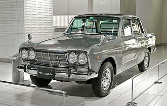 Nissan Skyline - Prince Skyline 1500 DeLuxe S50D-1