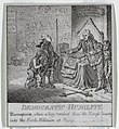 """Print, """"Democracy, or a Sketch o, 1800 (CH 18614151).jpg"""