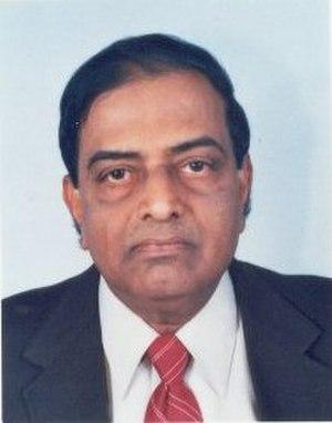 Pulimamidi Rabindra Reddy - P. Rabindra Reddy
