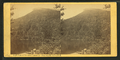 Profile Lake and Old Man of the Mountain, Franconia Mountains, N.H, by Pease, N. W. (Nathan W.), 1836-1918.png