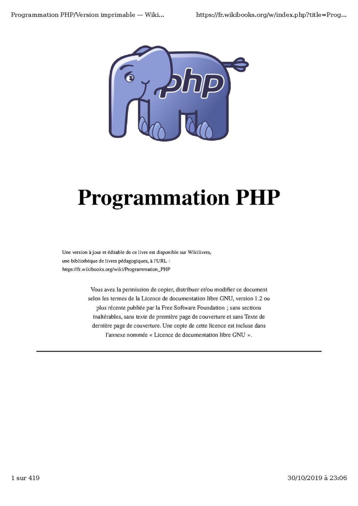 Pdf From Url Php