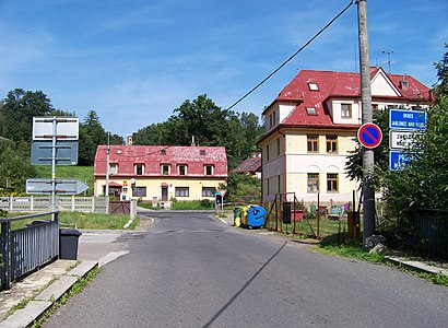 How to get to Proseč Nad Nisou with public transit - About the place