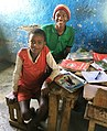 Proud students learning to read, Ethiopia (25856182218).jpg