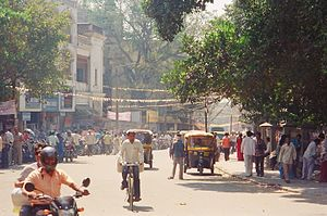Bengaluru Pete - The Doddapete (now called Avenue road) crossing with Chickpete