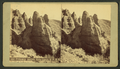 Pyramid Rock, Echo Canon, Colorado, by Weitfle, Charles, 1836-1921.png