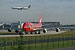 "Qantas Boeing 747-438-ER VH-OEJ ""Wunala Dreaming"" (23517376364).jpg"