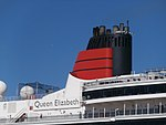 Queen Elizabeth Funnel Port of Tallinn 21 July 2017.jpg
