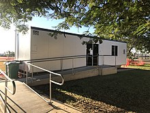Queensland Country Women's Association hall, Longreach, 2019.jpg