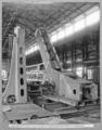 Queensland State Archives 3989 Fabrication of upper joint at end of cantilever arm Rocklea workshops Brisbane 17 April 1939.png