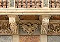 Quirinale Cappella Paolina base del balcone Roma.jpg