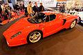 Rétromobile 2015 - Ferrari Enzo - 2004 - 001.jpg
