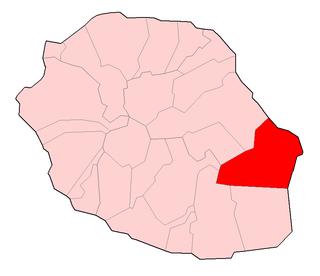 Sainte-Rose, Réunion Commune in Réunion, France