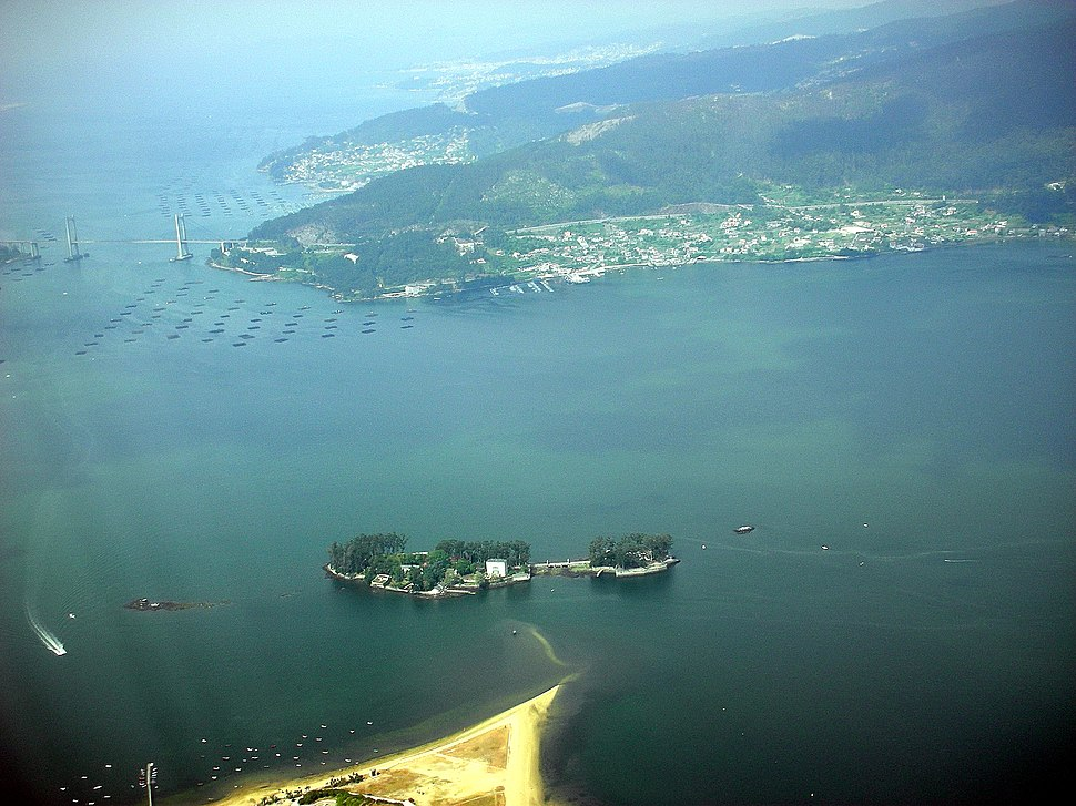 Ría de Vigo Galicia