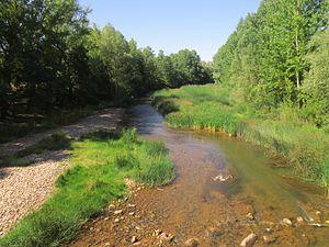 Río Arlanza en Burgos 2.jpg