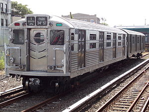 Budd Company - R11 subway car