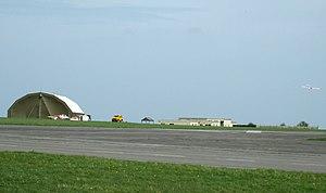 Little Rissington UFO incident - RAF Little Rissington in February 2011