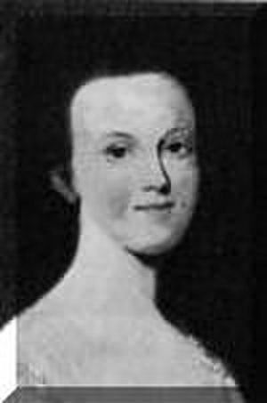 Daniel Dulany the Younger - Dulany's wife, Rebecca Tasker Dulany.