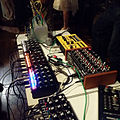 "REON driftbox series - ""The Synth World in Naniwa"" screenings, talk, and live - UPLINK, Shibuya, 2014-08-24.jpg"