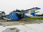 ROCAF HU-16 in Military Airplanes Display Area 20111015b.jpg