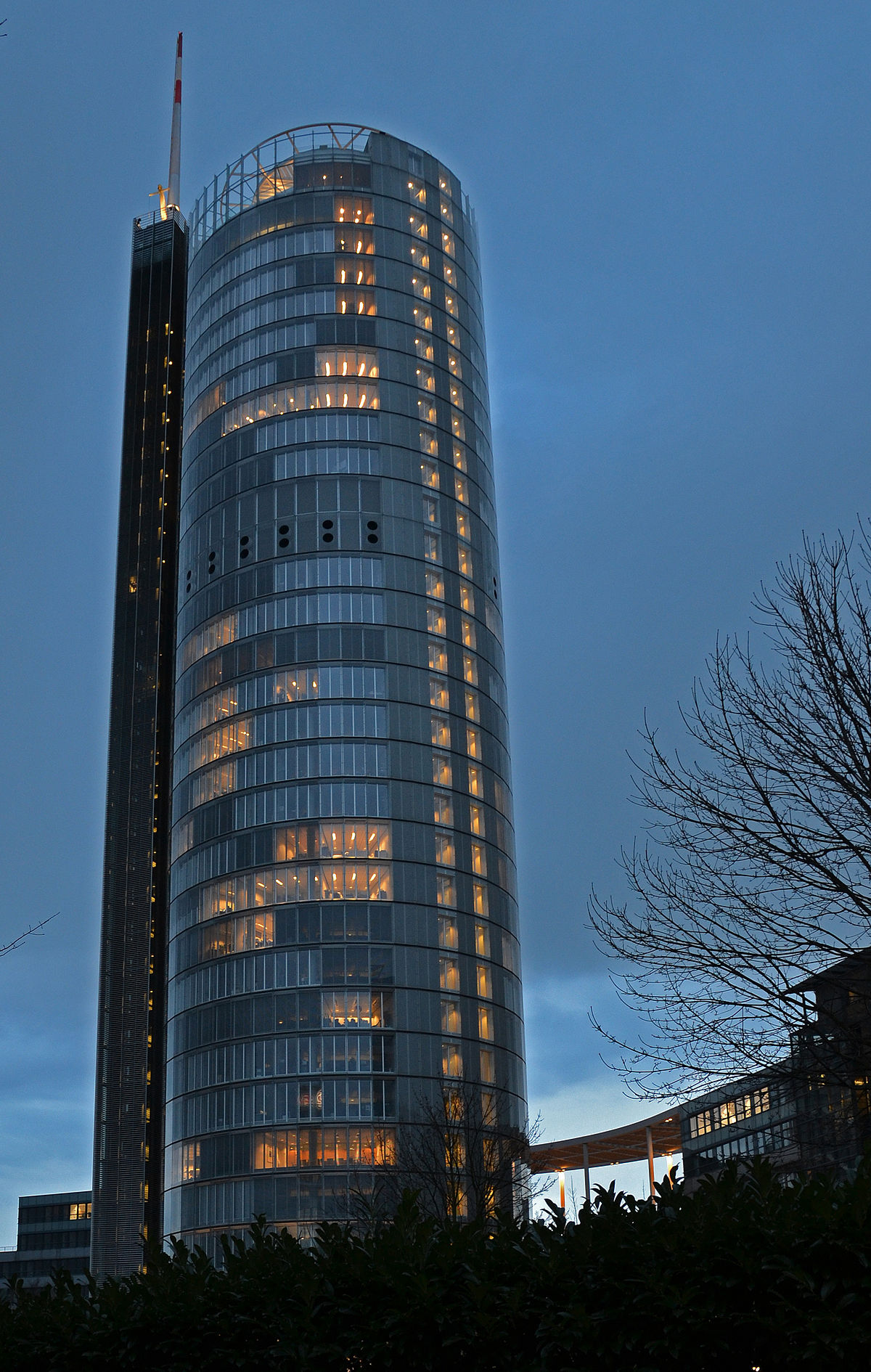 Rwe Tower Wikipedia