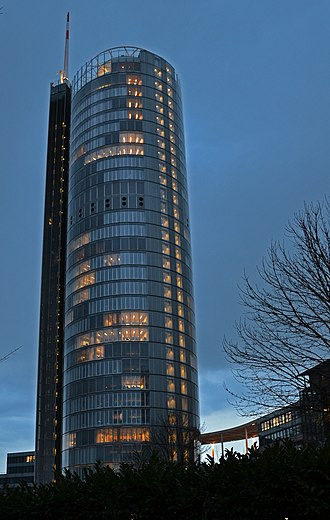 RWE Tower - RWE Tower  Essen