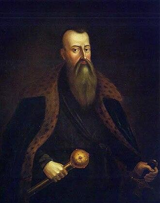 Radvila Astikas - Imaginary 19th-century portrait