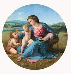 Raphael: Alba Madonna
