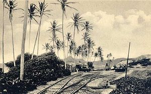 Barbados Railway - Bath Station of the Barbados Railway