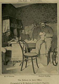 Perceval Landon English writer and journalist