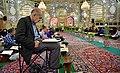 Ramadan 1439 AH, Qur'an reading at Razavi Mosque, Isfahan - 27 May 2018 14.jpg