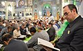 Ramadan 1439 AH, Qur'an reading at Shah Abdul Azim Mosque - 30 May 2018 16.jpg