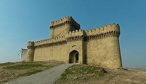 Ramana Tower - Image: Ramana Castle