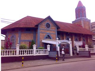 Ramseyer Memorial Presbyterian Church Presbyterian Church in Kumasi, Ghana