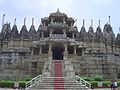 Ranakpur Jain temples Rajasthan india2.jpg