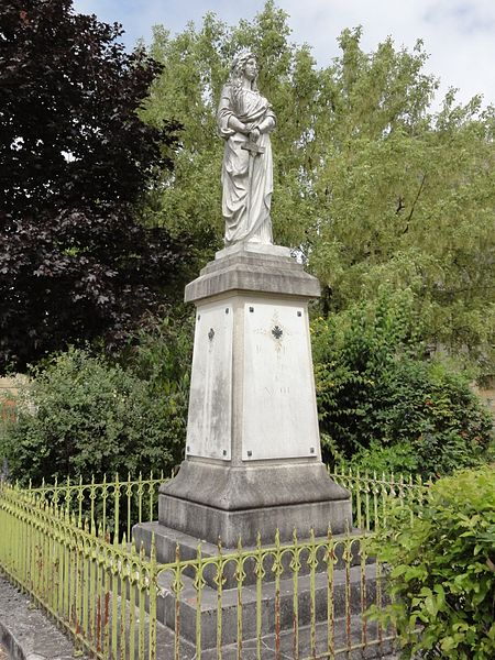 Rancourt-sur-Ornain (Meuse) monument aux morts
