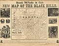 Rand, McNally & Co.'s map of the northern portion of the Black Hills LOC 2011589611.jpg