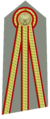 Rank insignia of aiutante di battaglia of the Italian Army (1940).png
