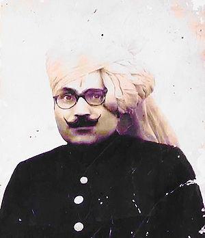 Raj Kunwar Singh - Rao Raj Kunwar Singh (1897-1968), the last Rao of Barauli.