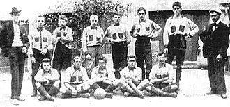 SK Rapid Wien - The 1. Arbeiter FC in 1898