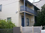 Rare Weatherboard Terraces