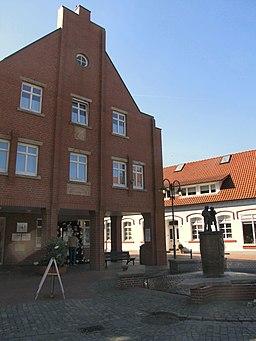 Das Rathaus zu Ankum