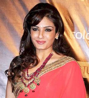 Raveena Tandon Indian actress